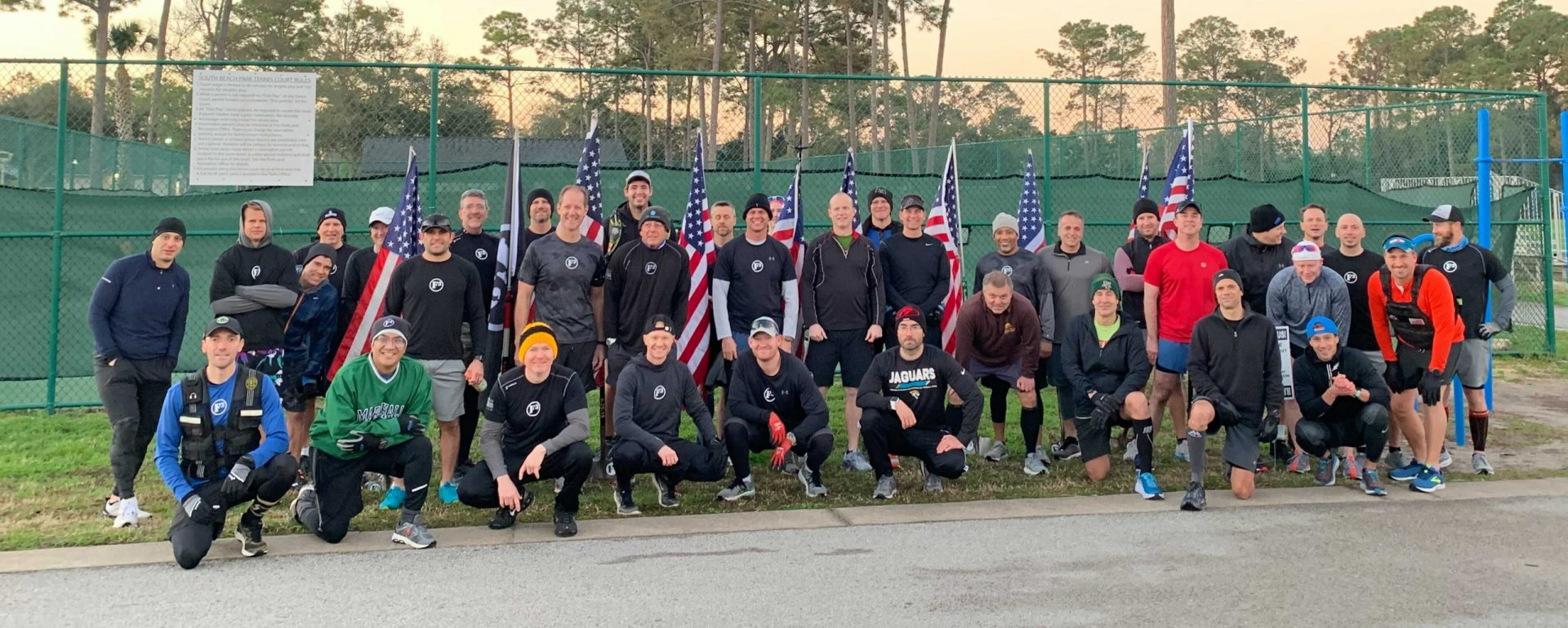 Jacksonville FREE Men's Workout Groups | Men's Fitness Bootcamp Groups | F3 Jax